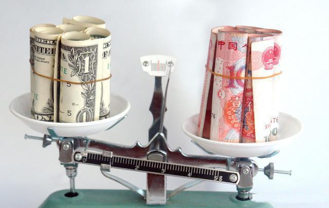 人民币为什么会对外升值,对内贬值呢?